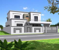 Small Picture 3D Front Elevation Concepts Home Design