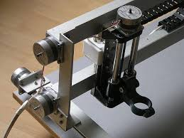 homemade cnc router milling machine kit