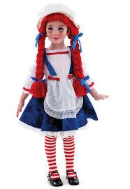 yarn es rag doll child costume child small 4 6 3 4 yrs