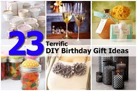 Diy Gift Ideas For His Birthday
