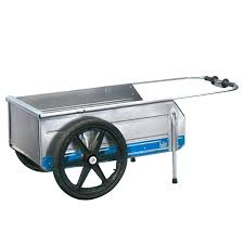 garden cart lowes. Garden Cart Aluminum Fold It Dump Lowes .
