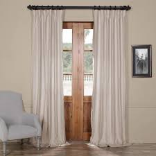 buy earl grey french linen curtain  half price drapes