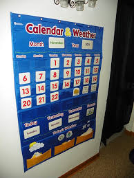 Calendar And Weather Pocket Chart The Review Stew Calendar Weather Pocket Chart