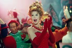 christine baranski grinch. Wonderful Christine Christine Baranski In How The Grinch Stole Christmas 2000 With R