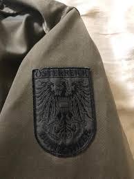 90 s austrian army m65 field jacket large
