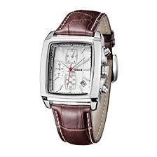 Buy <b>Baogela</b> Men's <b>Chronograph</b> Fashion Sport Quartz Wrist Watch ...