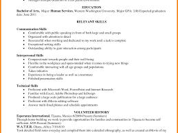 Magnificent Resume Teamwork Skills Examples Photos Entry Level