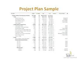 Mobile Application Development Project Plan Template Design