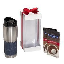 casablanca tumblers ghirardelli hot cocoa gift set