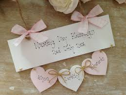 personalised naming day gift
