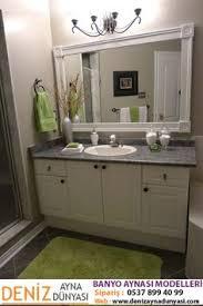 silver framed bathroom mirrors. Image Detail For -DIY Bathroom Mirror Frame Project Silver Framed Mirrors O