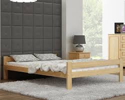 Wooden Double Bed With Drawer Designs Ap07 Eu Double Bed Frame Pine Wooden Bed Frame