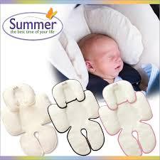 summer infant summer infant snuzzler snuggle car seat stroller inner cushion