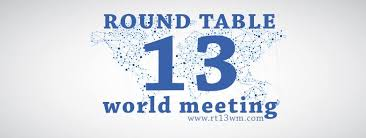 round table 13 world meeting
