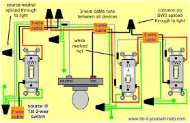 four way light switch diagram wiring diagram host