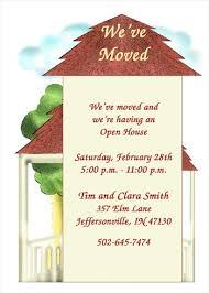Invitation To Open House Open House Invitation Open House Party Invitations Sarah Porter