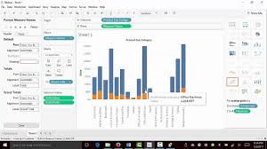 How To Create Stacked Bar Chart Data Visualization With Tableau How To Create Stacked Bar Chart