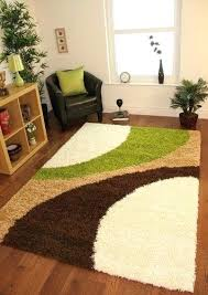 brown and green rugs living room fabulous dark brown area rug in large living room rugs