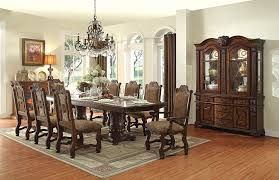 Superior Dining Room 8 Seat Table Sets Formal Tables 8 Seat Dining Room Dining Room  Table And