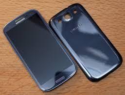 samsung galaxy s3 blue. new samsung galaxy s3 blue
