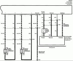 isuzu rodeo stereo wiring diagram wiring diagram 94 isuzu pickup radio wiring home diagrams