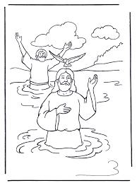 Kleurplaat Jezus Bijbel Kleurplaten Nieuwe Testament