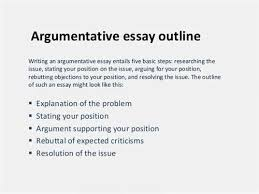 to write an outline for an essay how to write an outline for an essay