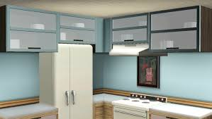 Overhead Kitchen Cabinets My Sims 3 Blog 5 Maxis Match Kitchen Cabinets By Omega Star