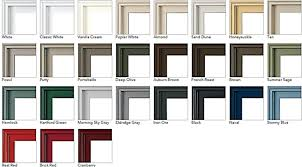 Pellas Aluminum Cladding Is Available In 27 Colors On
