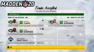 Week 12 Trade Value Chart Trading In Madden 20 Franchise