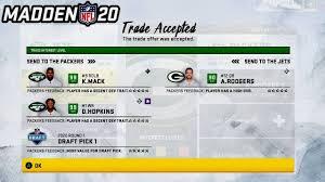 Trading In Madden 20 Franchise
