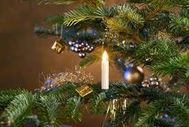 Led Christbaumkerzen Kabellos 40 Kerzen Plus Zubehör