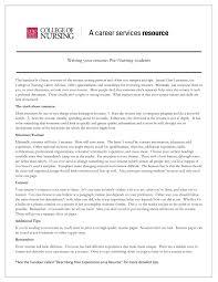 Resume For Nursing Student Resume Template Nursing Student Nursing Resume Samples Resume 19