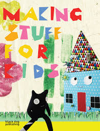 5 modern craft books for kids