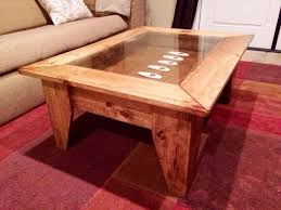 glass lift top coffee table