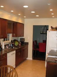 marvelous kitchen recessed lighting spacing throughout can lights in updating a fluorescent box light with led