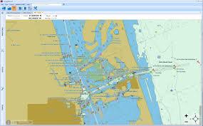 Voyage Planner Blank Noaa Enc Chart