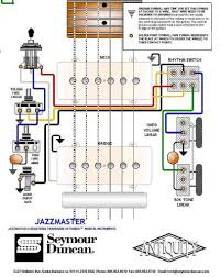 fender jaguar wiring diagram fender image wiring jazzmaster wiring diagram schematic for guitar jazzmaster auto on fender jaguar wiring diagram