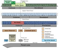 Belmont Stakes Clubhouse Seating Chart Belmont Park Raceway Tickets And Belmont Park Raceway
