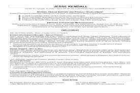 Interior Design Resume Sample – Resume Ideas Pro