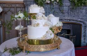 Royal Wedding Cake Chez Panisse Alum Breaks Some Traditions