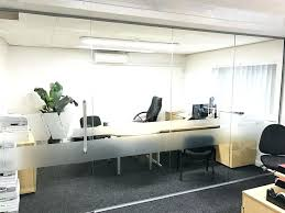 glass partition design for office. glass partitions office interiors partition designs for from at design