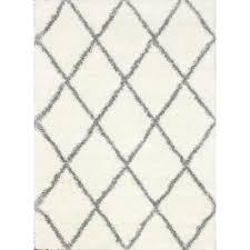 nuloom diamond grey 8 ft x 10 ft area rug ozsg09a 8010 the home depot