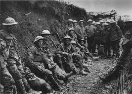 friday essay the battle of the somme and the death of martial glory