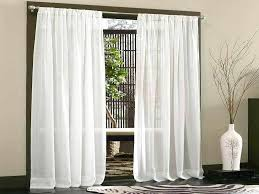 sliding glass door curtains ideas curtain window treatments divider white vase top large