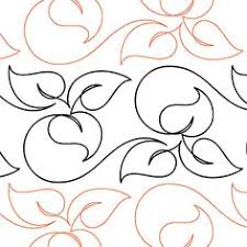 HEARTS IN BLOOM SM | Digital Version | Free motion quilting ... & Loose Leaf - Digital - Quilts Complete - Continuous Line Quilting Patterns Adamdwight.com