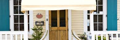 front door awningHow to Protect Wooden Front Doors from Sun Damage  Superior Sun