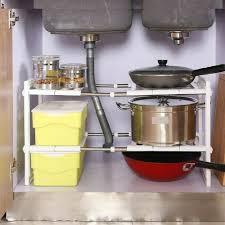 Bemerkenswert Kitchen Sink Cabinet Organizer Outs Organizers Base