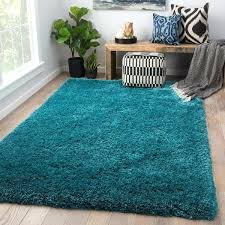 rug that looks like grass solid teal area rug