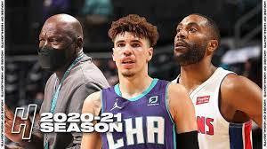 Detroit Pistons vs Charlotte Hornets ...